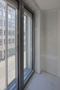 WDR Cologne: 2nd floor, window-soffit-detail