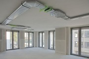 WDR Cologne: 2nd floor, open-office-area under construction, fig. 2