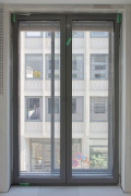 WDR Cologne: 2nd floor, window-detail