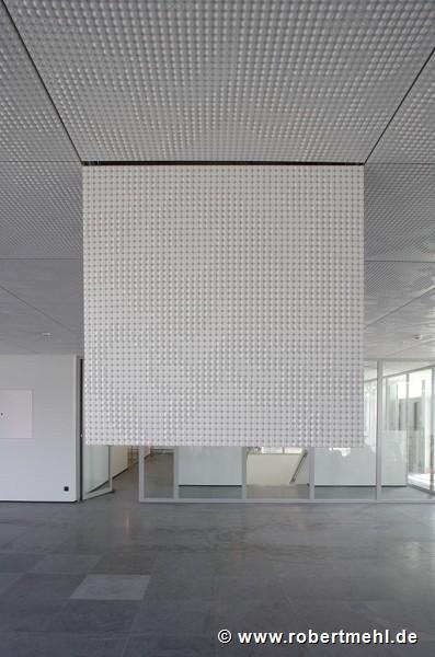 Robert Mehl Bild Allianz Suisse Hochhaus Abhangdecke 1